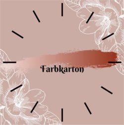 Farbkarton
